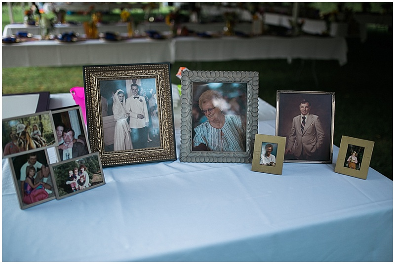 family memory table