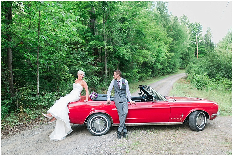wedding vintage car photos