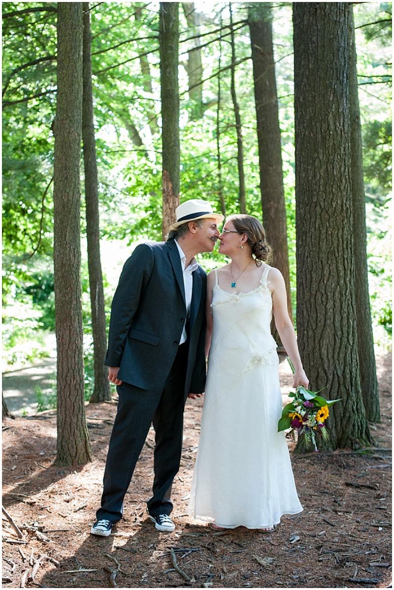arboretum wedding photos