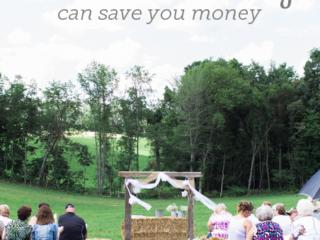 Reverse Destination Wedding