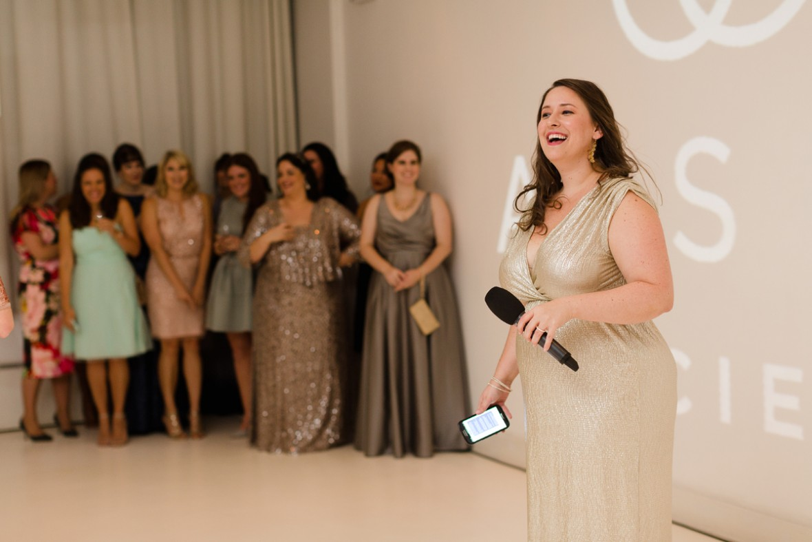 Aisle Society Speech - Aisle Society Debut Party - Sponsored by Minted
