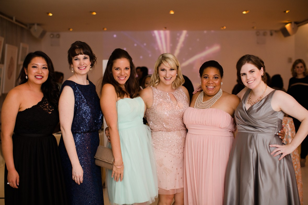 David's Bridal Dresses - Aisle Society Debut Party - Sponsored by Minted