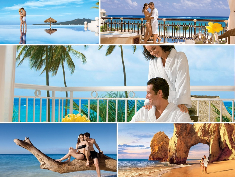 dreams resorts honeymoons