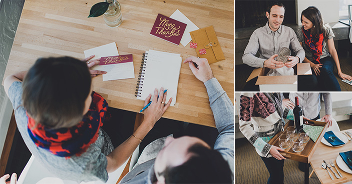 thank you cards are a breeze with Blueprint Registry