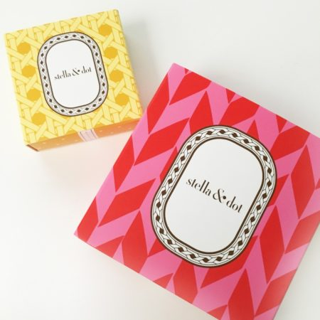 stella dot packaging