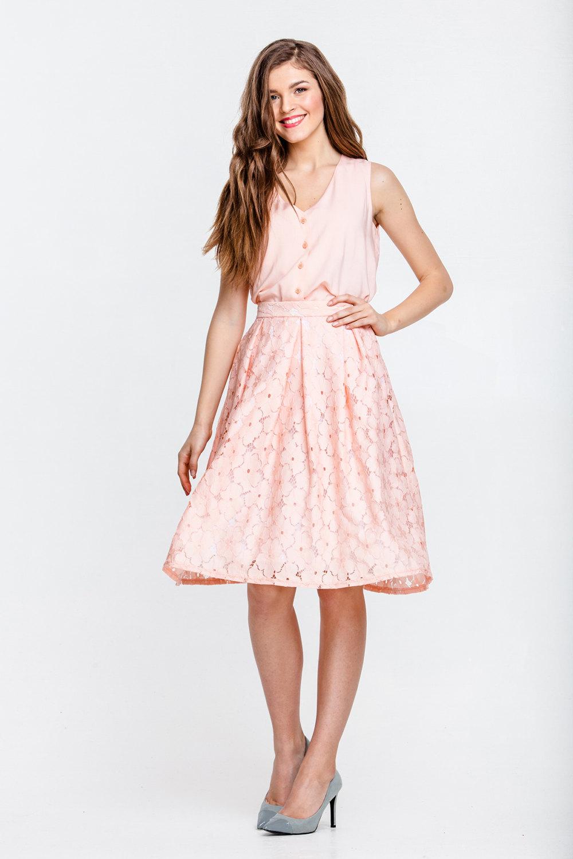 FashionDress8 Lace Bridesmaids Skirt - Bridesmaids in Skirts