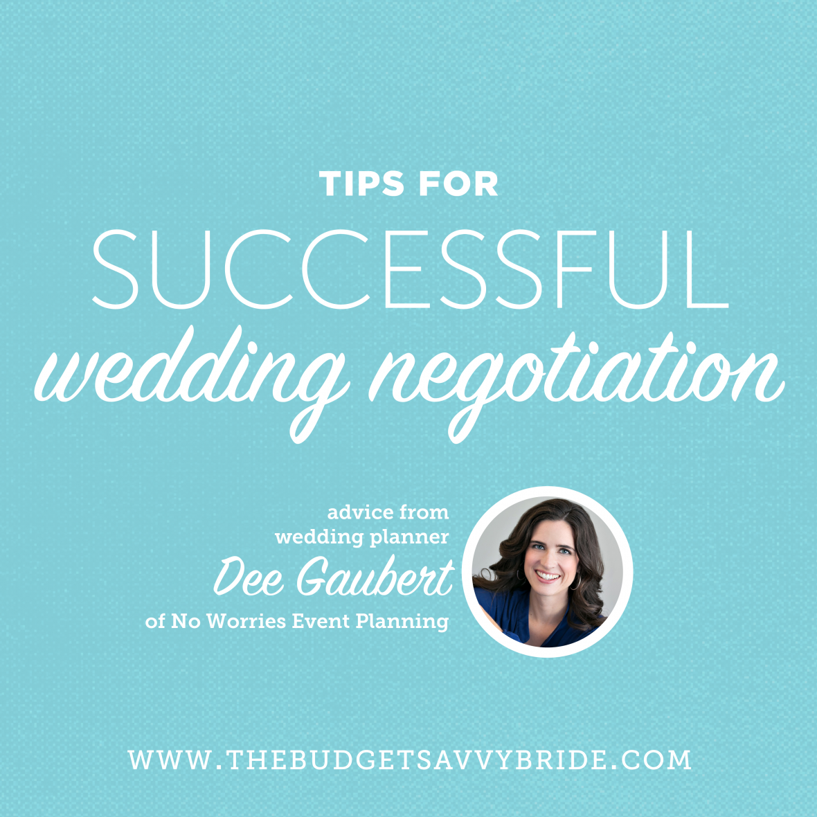 Tips for successful wedding negotiation