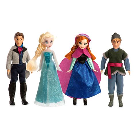 Frozen Disney Dolls