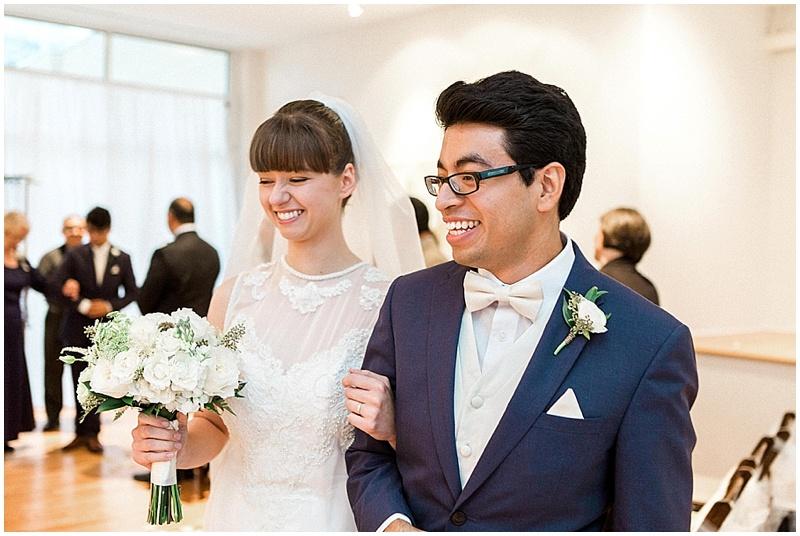 wedding recessional - intimate wedding
