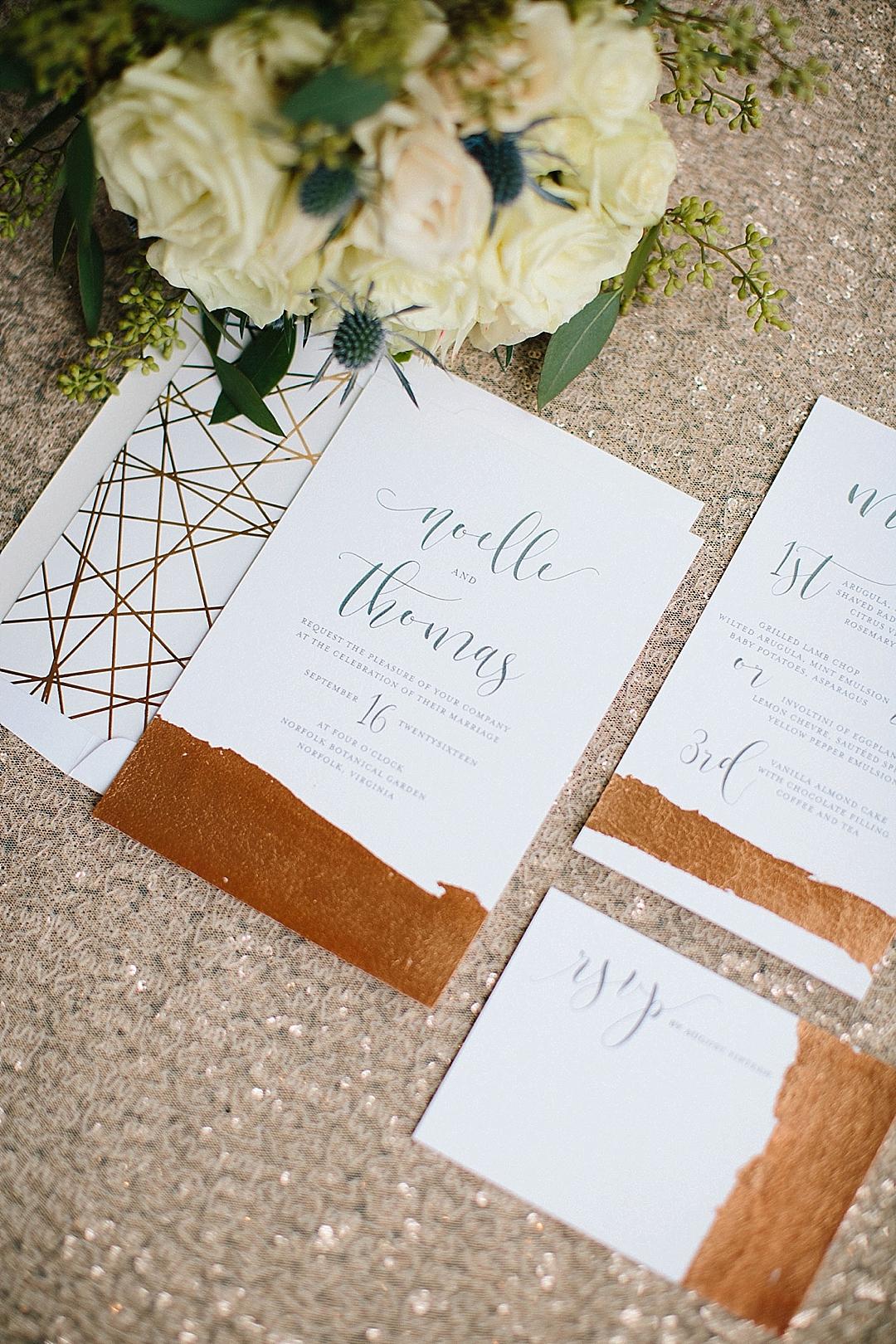 davids bridal for aisle society - invitations