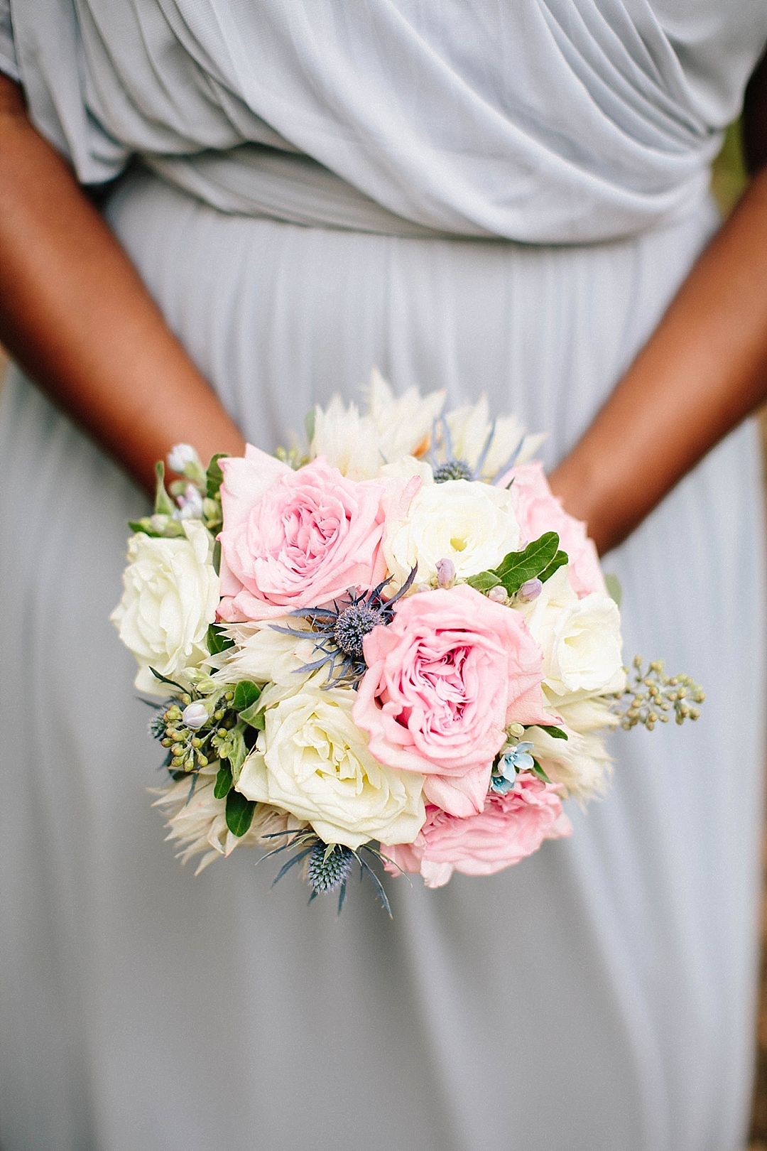 davids bridal for aisle society - bouquets