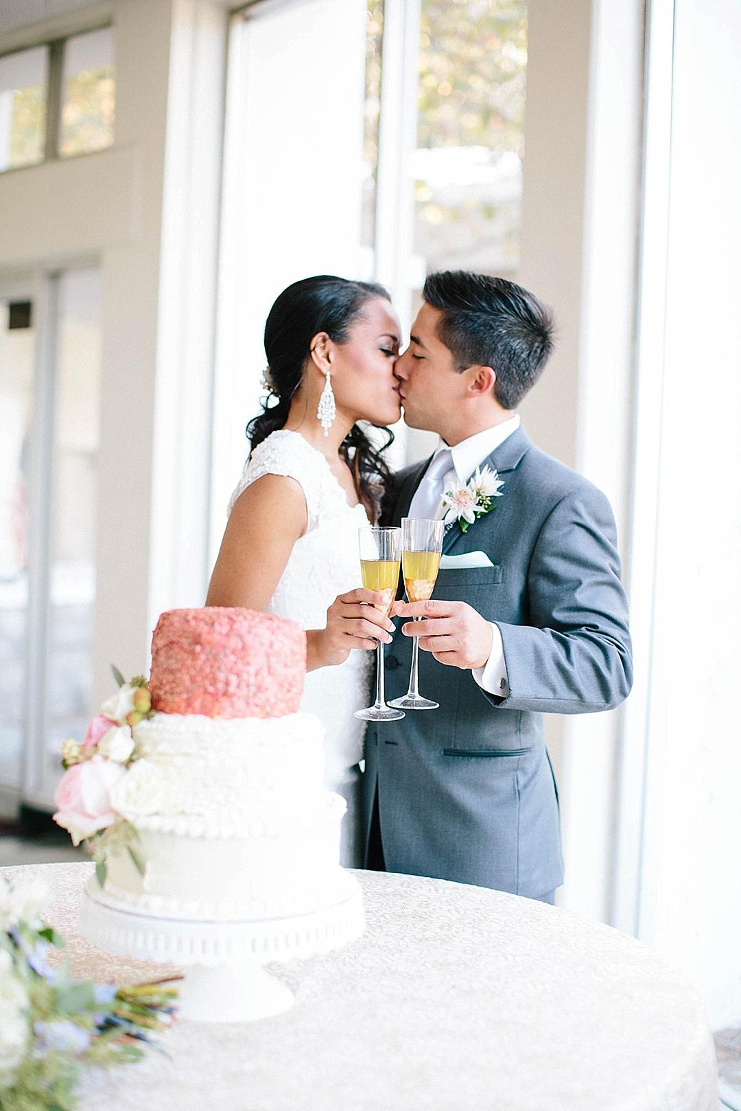 davids bridal for aisle society - couple