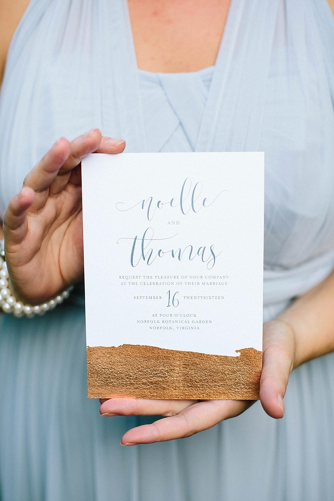 davids bridal for aisle society - invitation