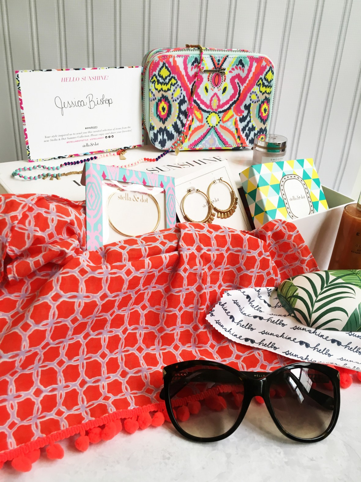 stella and dot summer 2016 collection