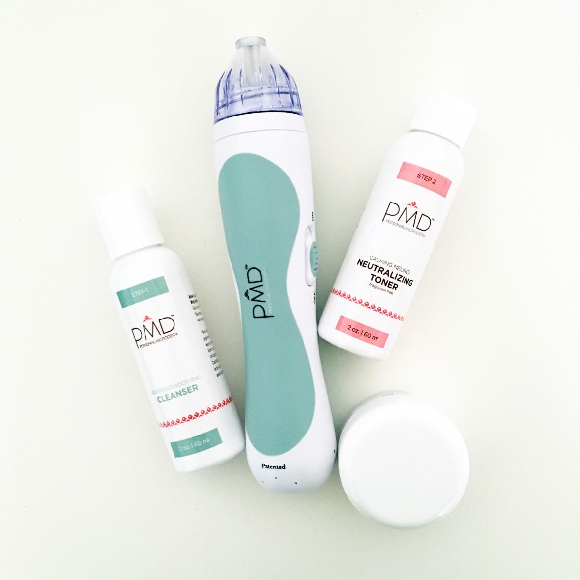 PMD skincare system