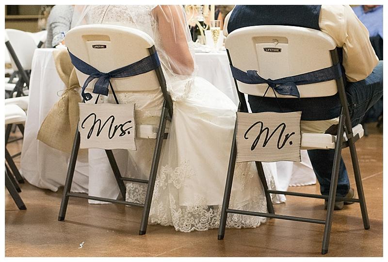 wedding seats