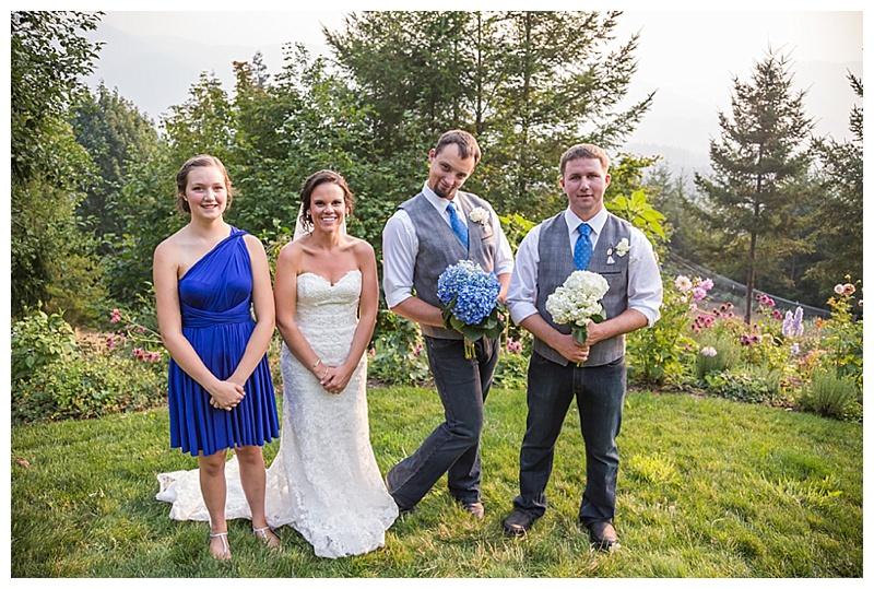 wedding family shots