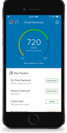 CreditWise App