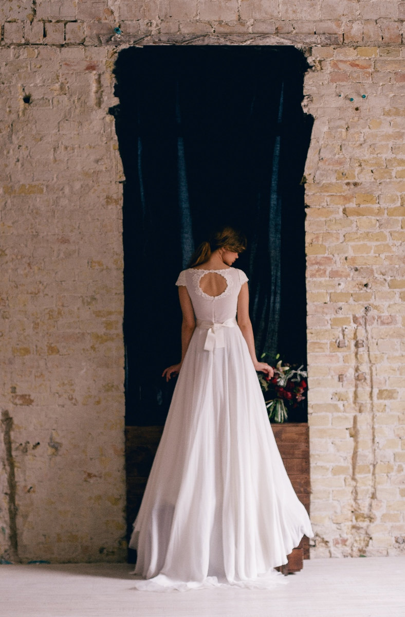 Cathy Telle - Etsy Wedding Dress