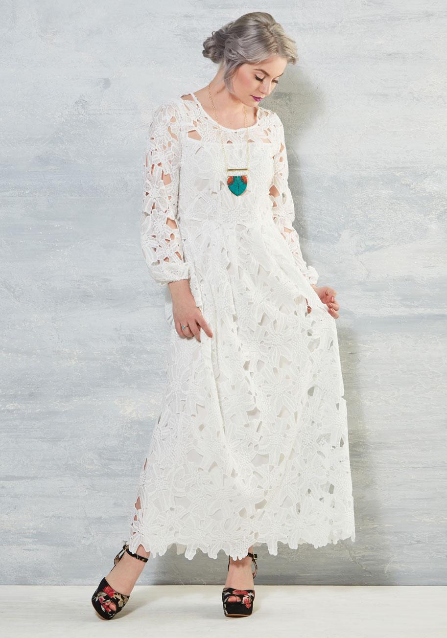 Lawfully Wedded Blithe Dress