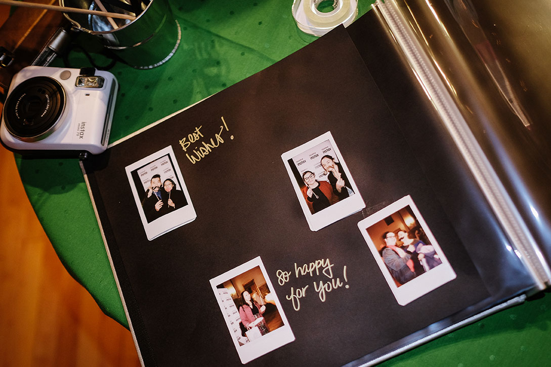 instax mini 70 instant film camera - great to use for an instant photo guest book for your wedding