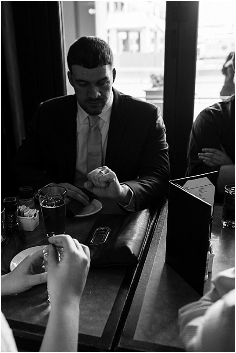 restaurant cocktail hour