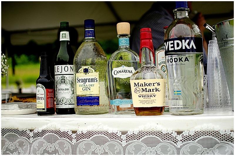 self-serve bar