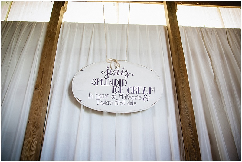 jeni's ice cream wedding