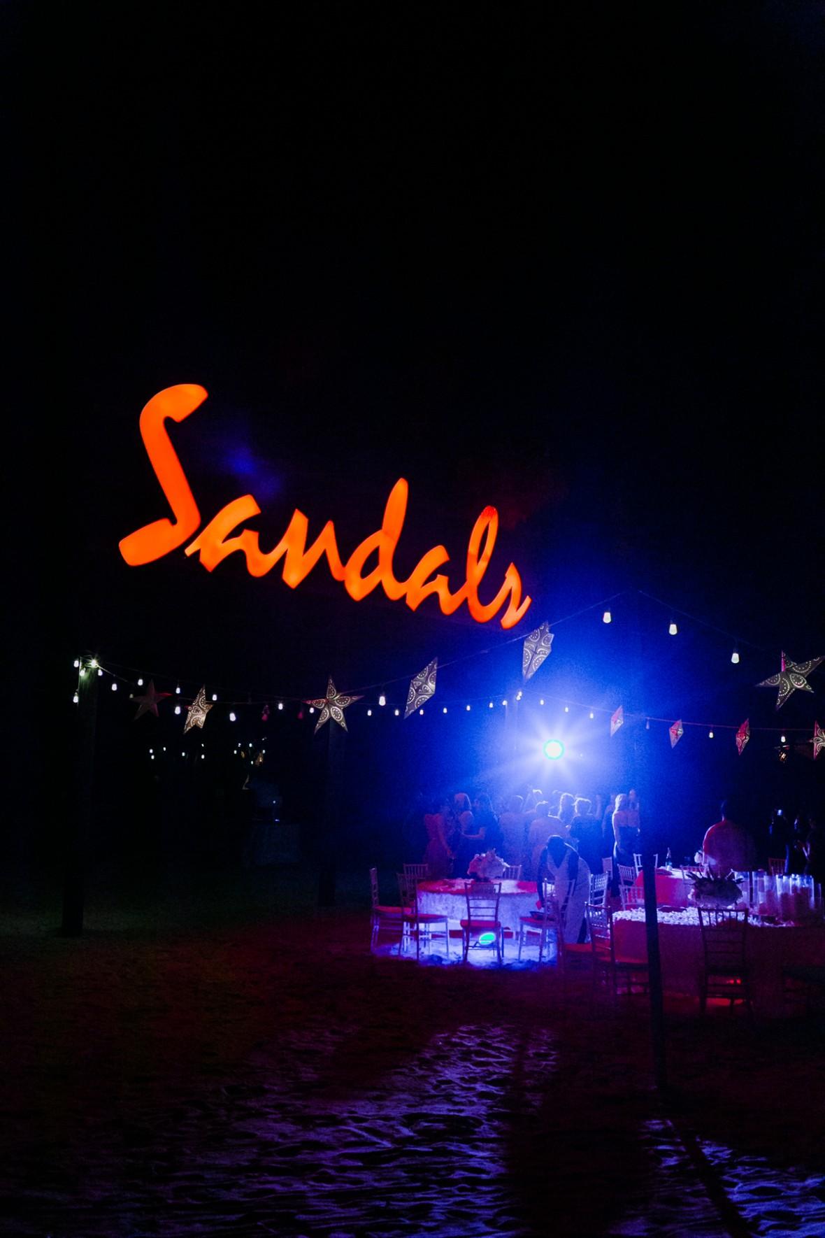 Aisle Society Loves Sandals - Aisle Society Corporate Retreat