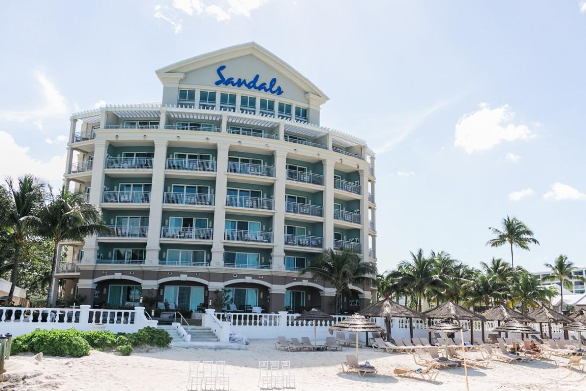 Aisle Society loves Sandals - Sandals Royal Bahamian