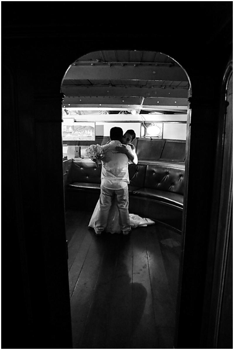 sailboat wedding photos