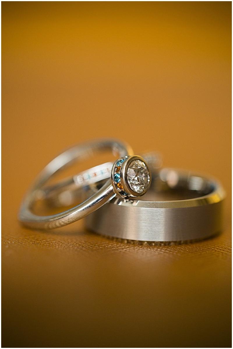 custom wedding rings