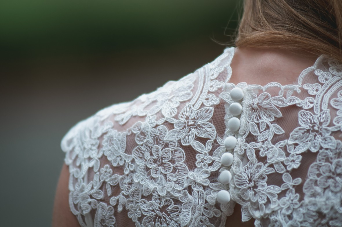 Splurging on your wedding dress: why it's okay