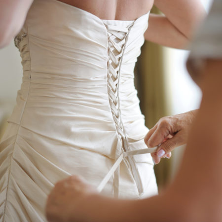 Splurging on your wedding dress: why it's okay