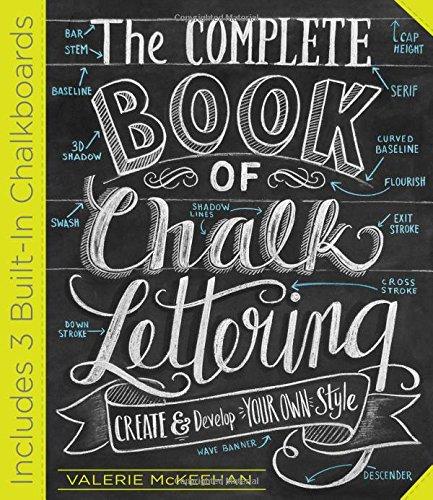 Chalk Lettering Book