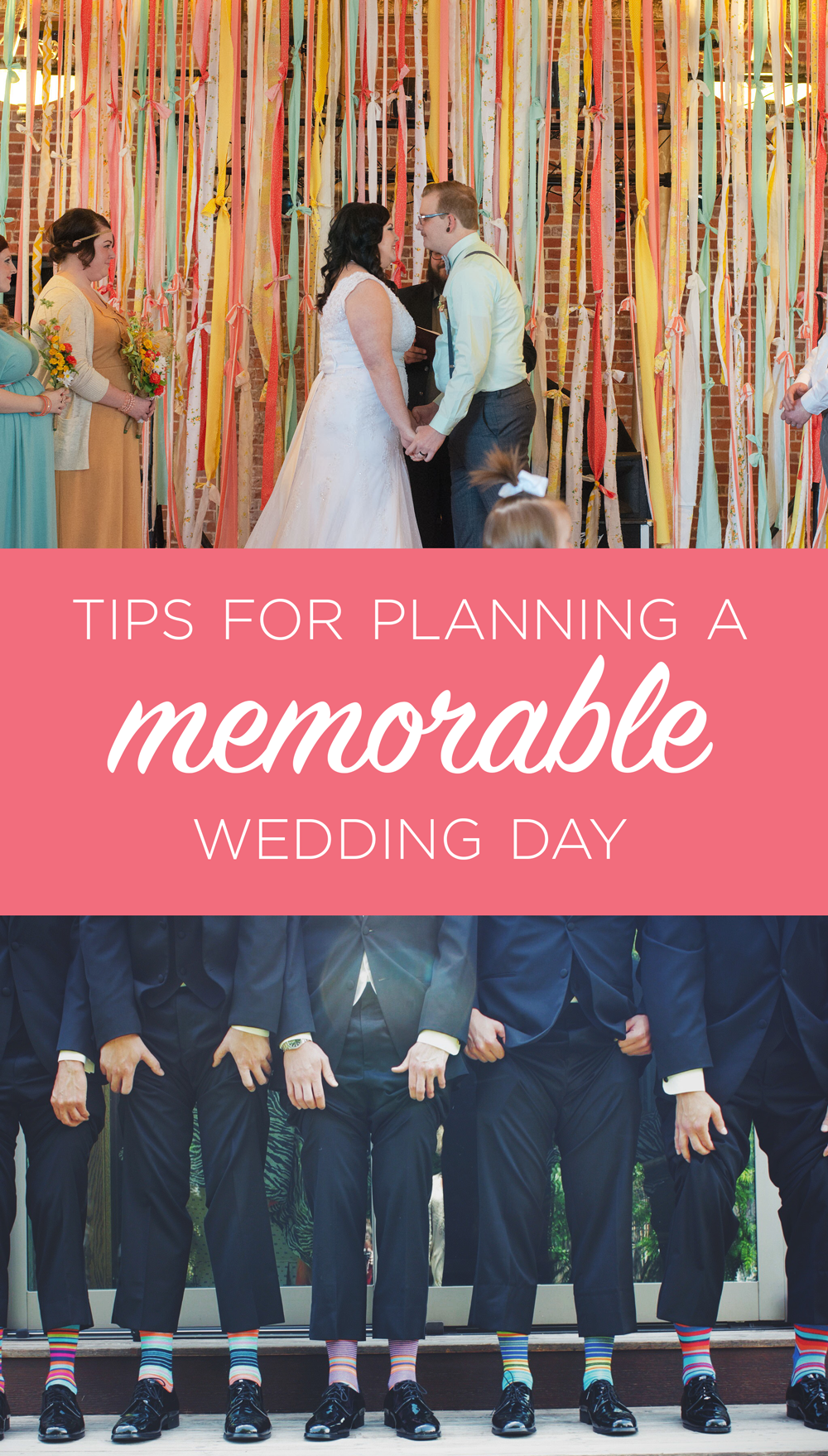 Tips for planning a memorable wedding