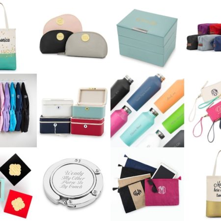 Personalized Gift Ideas from Things Remembered