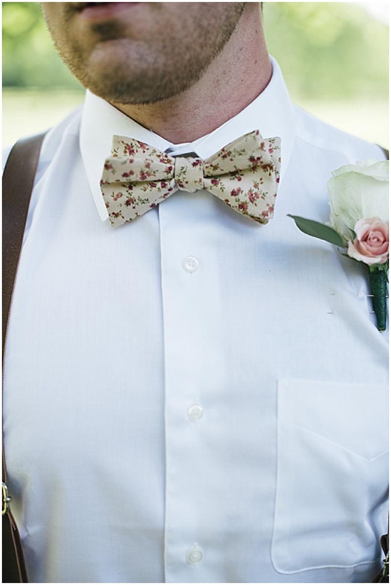bow tie attire