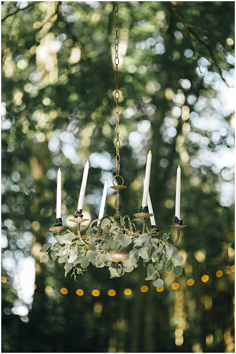 chic wedding decor