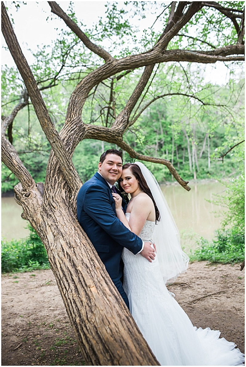 out door wedding photos