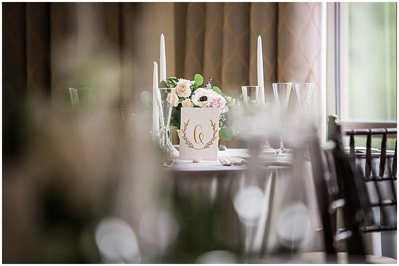 budget savvy elegant wedding decor