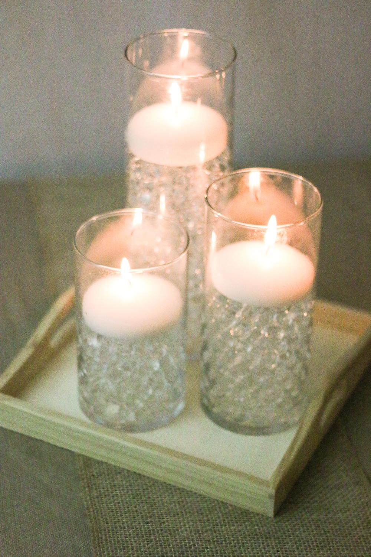 Gemnique Water Beads - Wedding Centerpieces