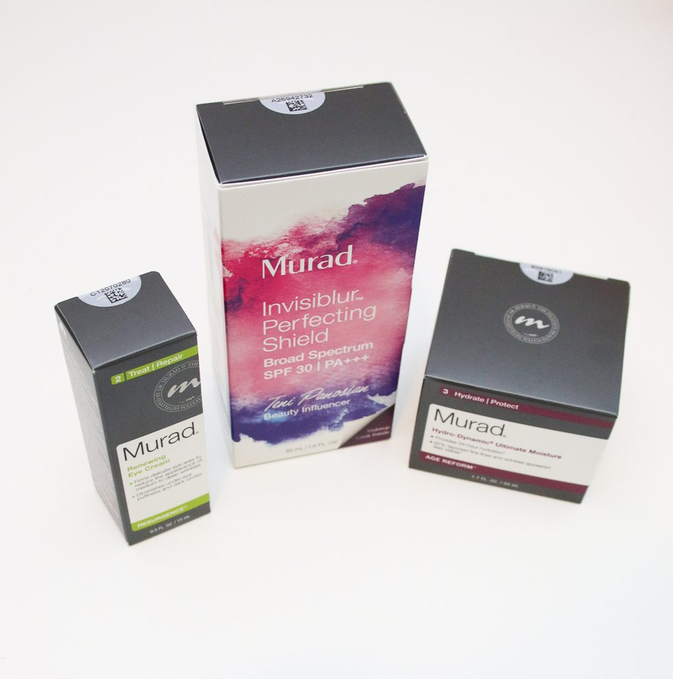murad skincare products