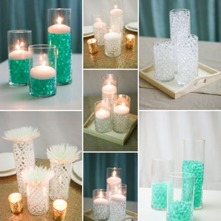 Gemnique Water Bead Centerpiece Ideas for Weddings