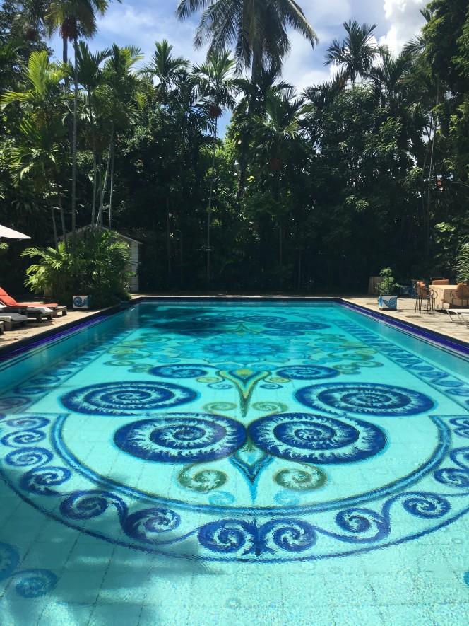 Graycliff Pool