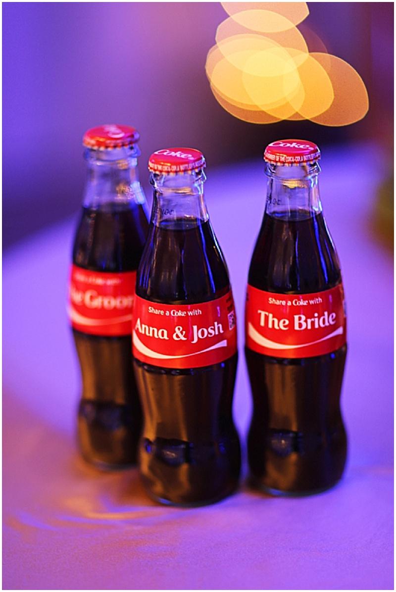 wedding cokes