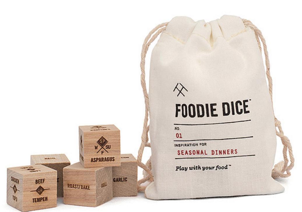 Foodie Dice Game