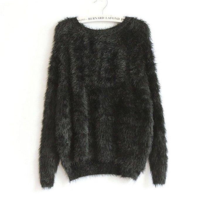 Furry Sweater