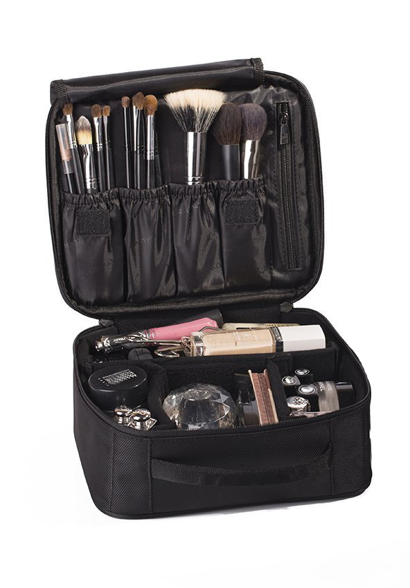 Travel Makeup Organizer for the Beauty Product Junkie