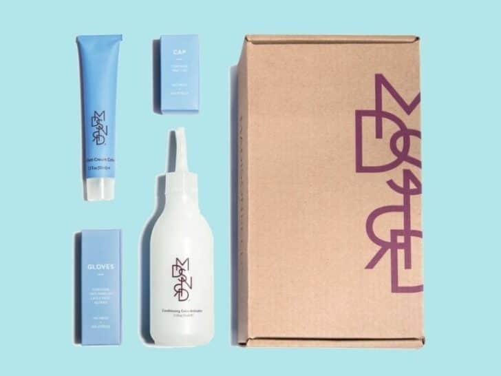 at-home beauty treatments : color your hair at home with Madison Reed Hair Color